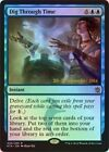 FOIL Promo Prerelease Digging IN The Time - Dig through Time MTG Magic eng / ita