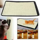 1*Pet Cat Sisal Scratch Board Mat Scratching Post Toy Furniture Protector Y4P7