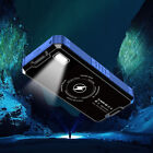 Waterproof Solar Wireless Power Bank 20000mAh With 2USB Outputs For...