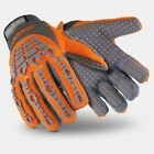 HexArmor Chrome SLT 4070 Hi Vis Safety Work Gloves with 360 Cut Resistance