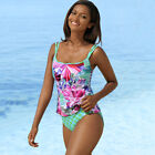Plus Size Womens Bikini Set Tankini Swimwear Swimsuit Summer Beach Bathing Suit