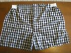 Vintage Stafford yoke front boxers 55/45 poly blended size 42