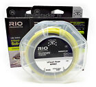 Rio Lake Series InTouch Hover Sub-Surface Freshwater Fly Line Olive/Gray
