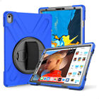 For Amazon Fire HD10 2019 2017 Hand Strap Case Shockproof Armor Tablet Cover