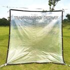 Cloth Tarpaulin Film Canopy Bird Proof Windshield Insulation Shed Tool