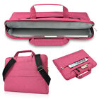 Laptop Shoulder Bag Sleeve Bag Carry Handbag Case For MacBook 11 12 13 15'' inch