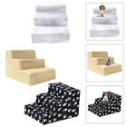3-Steps Dog Stairs Pet Plastic Non-slip Pet Bed Ladder Ramp for Dogs and Cats