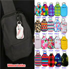 Reusable Containers 1 PC Keychain Holder Travel Refillable Bottles Keychains