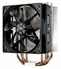 Cooler Master Hyper 212 Evo CPU Cooler, 4 CDC Heatpipes, 120mm PWM Fan