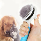 Dog Brush Dog Cat Hair Remover Combs Pet Grooming Trimmer Tool Pet Supplie^dm