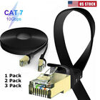 CAT 7 Internet Cable RJ45 Network Patch Cord Ethernet For Xbox PS4 PC LAN Lot US