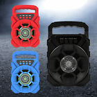 Portable Disco Subwoofer Bluetooth Speaker Rechargeable for Wedding Wireless