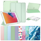For Apple iPad 10.2' 8th Generation 2020 Folio Stand Shockproof Smart Case Cover