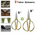 """5"""" 6"""" Vintage Embroidery Scissors Sewing Fabric Cutter Craft Cross Stitch Tailor"""