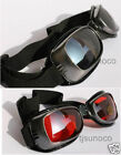 Ski Motorcycle Goggles Blue Silver Red Black Sunglasses