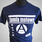 Tamla Motown Retro Music T Shirt Vintage Hipster Cool Classic Record Company