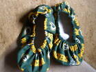 GREEN BAY PACKERS BOWLING SHOE COVERS-MED, LG OR XL