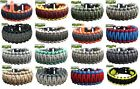 550 PARACORD BUSHCRAFT BRACELET KIT - Double Stitch