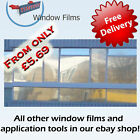 MIRROR SILVER 80% ONE WAY PRO WINDOW TINTING TINT FILM