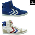 BNWB Mens Hummel Slimmer Stadil High Canvas Trainers