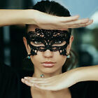 Sexy Lingerie Roleplay Costumes Babydoll Underwear Embroidered Venice Eye Mask
