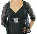 CLEARANCE NEW LADIES LACE SHRUG BOLERO TOPS UK SIZE 12- 24