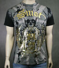 SMET Audigier Mens Ongoing Struggle Black T- shirt FOIL