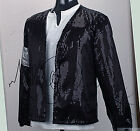 CHILD MICHAEL JACKSON Costume Billie Jean Sequin Jacket