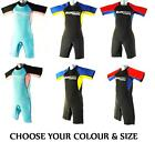 INFANT CHILDS 1.5MM SHORTY SWIM SUIT WETSUIT AGE 0 - 5
