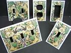 CAMOUFLAGE CAMO OAK LEAVES #1  LIGHT SWITCH OR OUTLET COVER