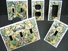 CAMOUFLAGE CAMO OAK LEAVES #1  LIGHT SWITCH COVER PLATE OR OUTLET COVER