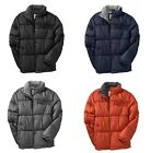 Old Navy Men's Quilted Frost Free Jackets Coat Puffer Jacket All Sizes NWT