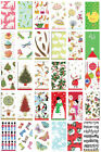 2 packs of Paper Pocket Novelty & Chrismas Tissues designs stocking fillers