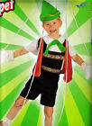 PINOCCHIO PUPPET HALLOWEEN COSTUME Outfit Child 59587