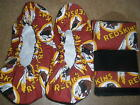 WASHINGTON REDSKINS BOWLING SHOE COVERS-TOWEL-ROSIN BAG SET