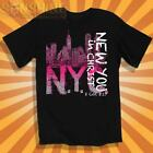 """NEW KERUSSO """" NYC """" ADULT CHRISTIAN T-SHIRT     New You in Christ"""