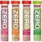 HIGH5 ZERO HYDRATION ELECTROLYTE DRINK - 80 TABLETS - 4 TUBE- HIGHFIVE / HIGH 5