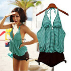 New Sexy Women Monokini Bathing swimsuit Green color US Size *M L XL*