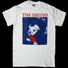 THE SMITHS T-SHIRT THERE IS A LIGHT THAT NEVER GOES OUT MORRISSEY JOHNNY MARR