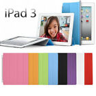 Ultra Slim Magnetic Smart Case Cover For Apple iPad 3 HD NEW