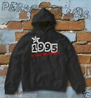 FELPA sweatshirt DATA DI NASCITA 1995 A STAR WAS BORN idea regalo humor