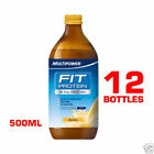 Multipower Fit Protein 12 x 500ml High Protein Drink Redy To Drink RTD
