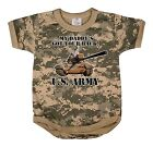 INFANT Toddler BABY Digital CAMO My daddy's got you back-Army ONESY