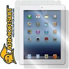 ArmorSuit MilitaryShield Apple iPad2 Screen Protector + White Carbon Fiber!