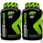 Muscle Pharm / MusclePharm Shred Matrix 120 Capsules x 2 = 240 Capsules