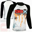 MMA Grappling Rash Guard UFC Boxing T-Shirt Sports Top Full/Long Sleeve S-M-L-XL