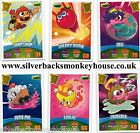 Moshi Monsters Mash Up Series 3 Code breaker Scratch N Sniff Card (s) - FREE P&P