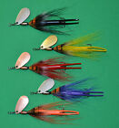 20g Allie's Shrimp Bullet Latex Flying C' - Game / Salmon Fishing Lure Spinner