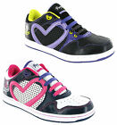 Pineapple Jumpin Casual Skate Style Dance Girls Trainers Shoes Size 13-5 UK