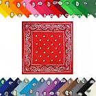 LOT 3 U Pick Bandana Biker Hair Headband Wrap Scarves Party Decoration Doo Rags